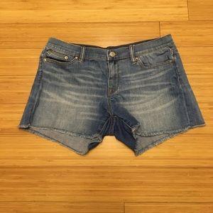Jcrew Jean shorts size 31